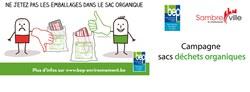 Attention au tri des déchets organiques !