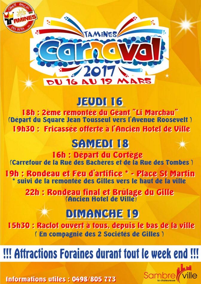 caranaval tam2017