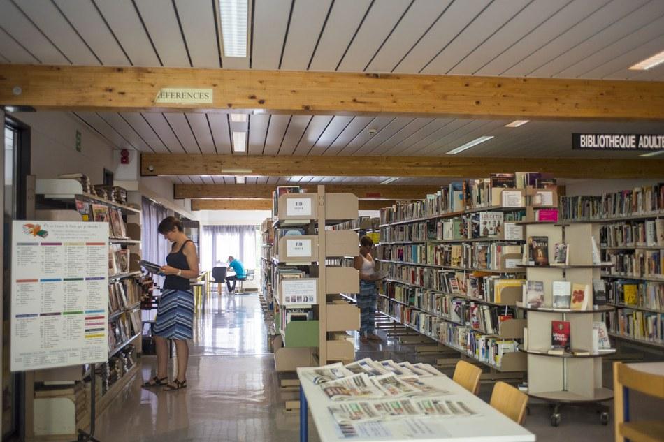 Bibliothèque d'Auvelais
